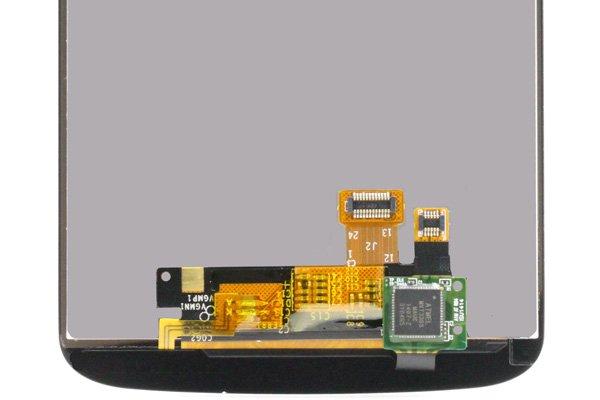 LG G2mini (D620J) フロントパネル ホワイト  [4]