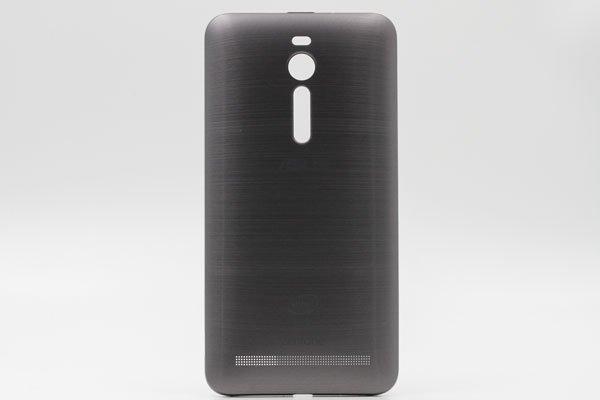 【ネコポス送料無料】ASUS Zenfone2 (ZE551ML) バックカバー 全6色  [7]