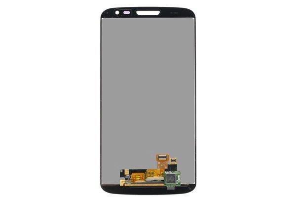 LG G2mini (D620J) フロントパネル ブラック  [2]