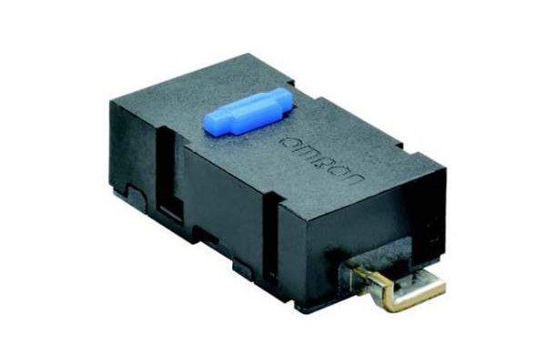 【ネコポス送料無料】オムロン D2LS-21 マイクロスイッチ Anywhere Mouse M905用