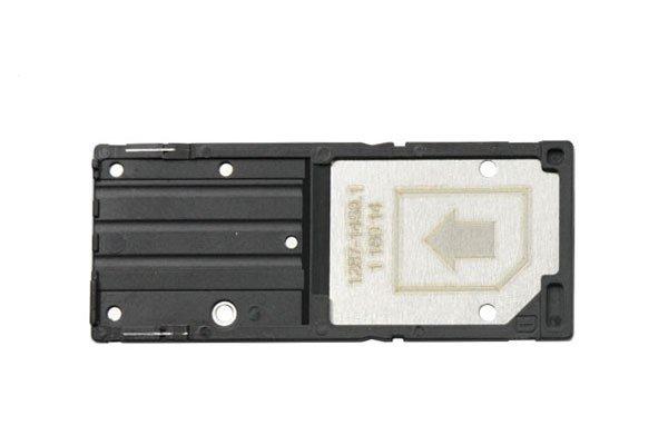 【ネコポス送料無料】 Xperia C3 (D2533) SIMカードトレイ  [1]
