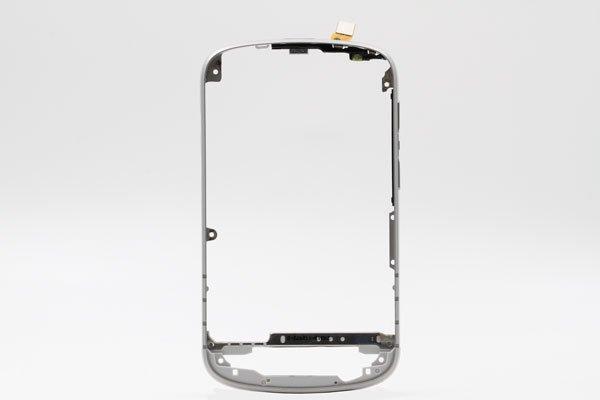 【ネコポス送料無料】Blackberry Q10 フレームASSY ホワイト  [1]