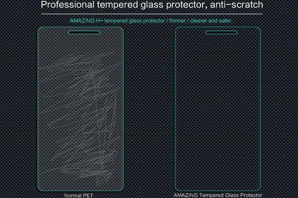 【ネコポス送料無料】Huawei  P8 MAX 強化ガラスフィルム ナノコーティング 硬度9H  [4]