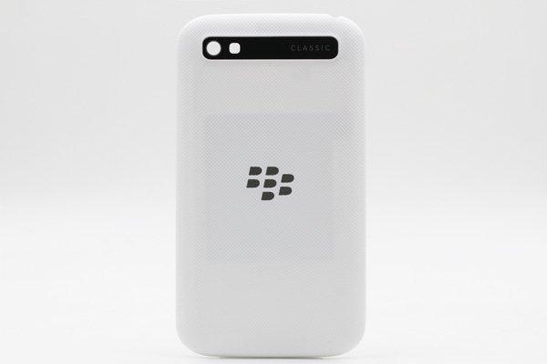 【ネコポス送料無料】Blackberry Classic (Q20) バックカバー 全2色 [1]