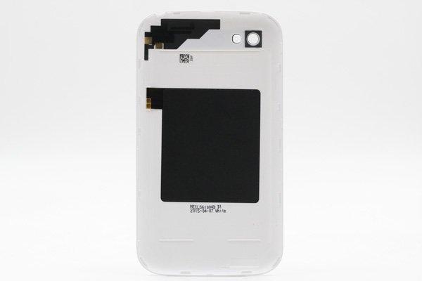 【ネコポス送料無料】Blackberry Classic (Q20) バックカバー 全2色 [2]