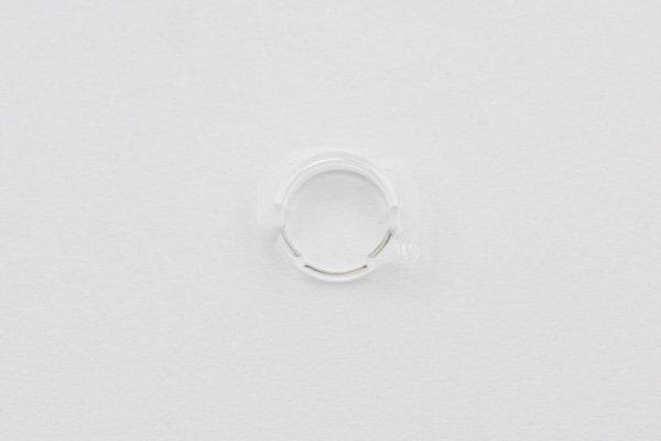 【ネコポス送料無料】iPhone6 フロントパネル用クリアパーツセット  [2]