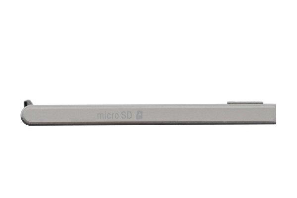 【ネコポス送料無料】Xperia M2 (D2305) SIM & マイクロSD サイドキャップ 全2色  [3]