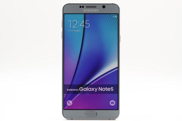 【ネコポス送料無料】SAMSUNG Galaxy Note5 モックアップ 全2色  [3]