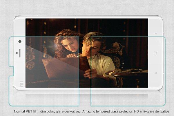 【ネコポス送料無料】XIAOMI(小米)NOTE 強化ガラスフィルム ナノコーティング 硬度9H  [3]