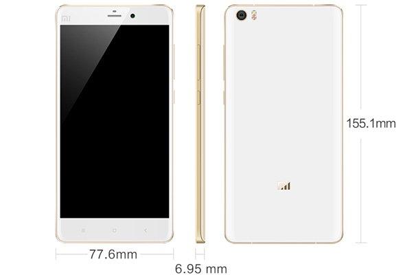 Xiaomi (小米) NOTE Pro 64GB オクタコアCPU(Snapdragon 810)搭載 SIMフリー [9]