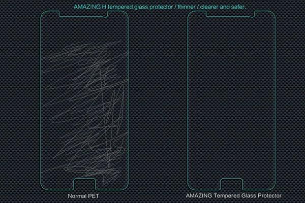 【ネコポス送料無料】Galaxy Note5 (SM-N920) 強化ガラスフィルム ナノコーティング 硬度9H  [4]