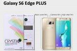 【ネコポス送料無料】Galaxy S6 Edge Plus液晶保護フィルムセット クリスタルクリア