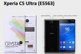 【ネコポス送料無料】Xperia C5 Ultra (E5563) 液晶保護フィルムセット クリスタルクリアタイプ