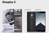 【ネコポス送料無料】Oneplus2 液晶保護フィルムセット アンチグレアタイプ