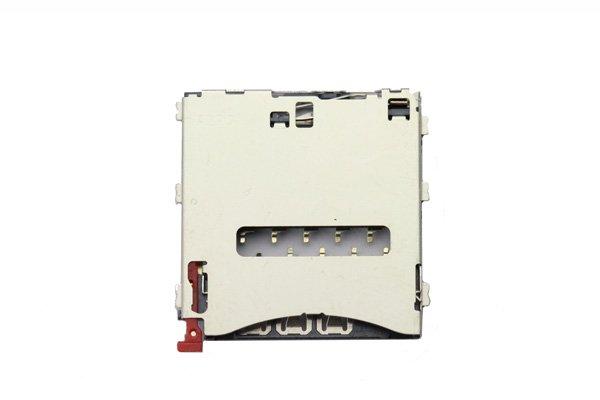 Xperia Z1 (SO-02F SOL23 C6903) SIMスロット 交換修理 [1]