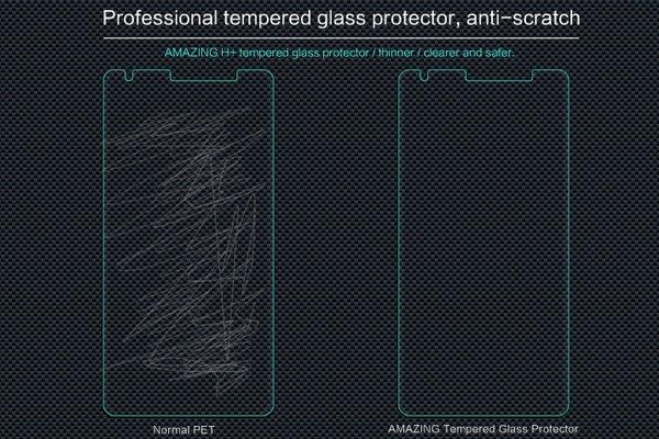 【ネコポス送料無料】Huawei Ascend Mate S 強化ガラスフィルム ナノコーティング 硬度9H  [4]
