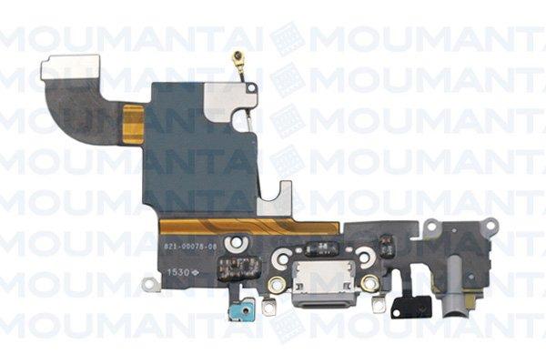 【ネコポス送料無料】iPhone6s ライトニングコネクターケーブル スペースグレイ  [2]
