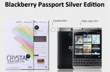 【ネコポス送料無料】Blackberry Passport Silver Edition液晶保護フィルムセット クリスタルクリアタイプ