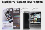 【ネコポス送料無料】Blackberry Passport Silver Edition液晶保護フィルムセット アンチグレアタイプ