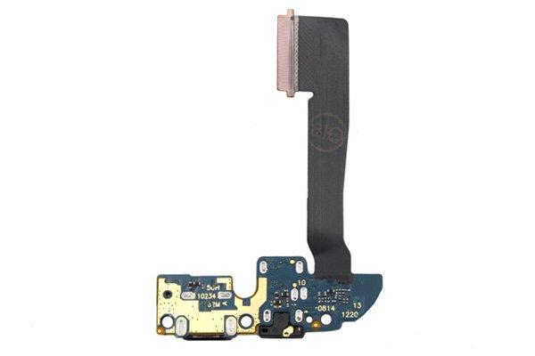 【ネコポス送料無料】HTC One (M8) マイクロUSBコネクターケーブルASSY [2]
