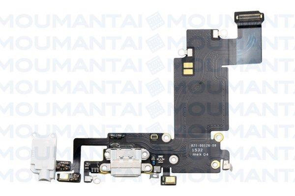 【ネコポス送料無料】iPhone6s Plusライトニングコネクターケーブル シルバー [1]