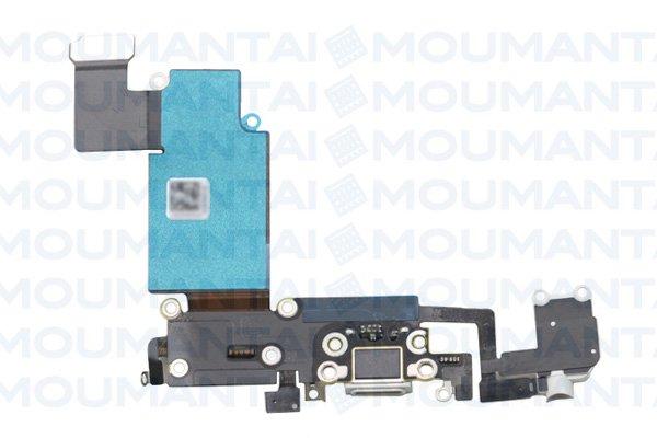 【ネコポス送料無料】iPhone6s Plusライトニングコネクターケーブル シルバー [2]