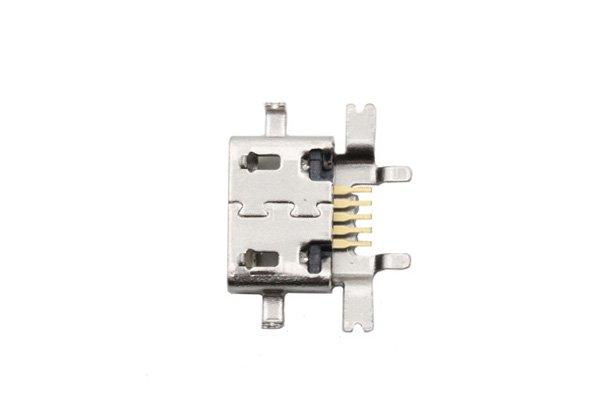 ASUS Zenfone2 (ZE551ML) マイクロUSBコネクター 交換修理 [2]