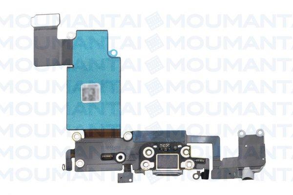 【ネコポス送料無料】iPhone6s Plusライトニングコネクターケーブル スペースグレイ [2]