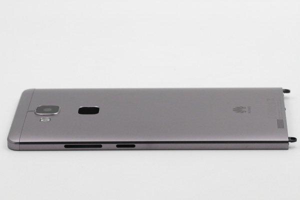 【ネコポス送料無料】Huawei Ascend Mate7 バックカバー ブラック [7]