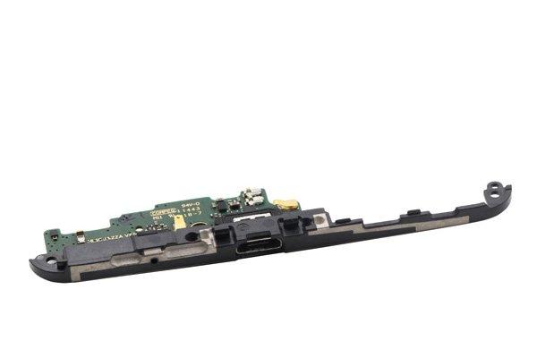 【ネコポス送料無料】Huawei Ascend Mate7 マイクロUSBコネクターケーブルASSY [3]