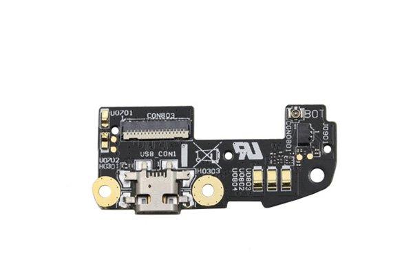 【ネコポス送料無料】ASUS Zenfone2 (ZE551ML ZE550ML) マイクロUSBコネクターボード [1]