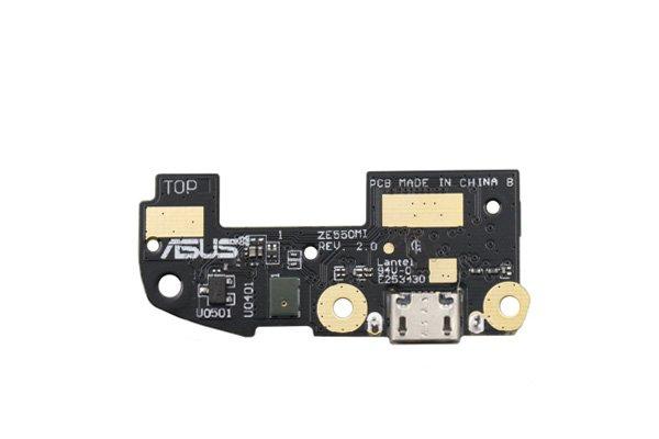 【ネコポス送料無料】ASUS Zenfone2 (ZE551ML ZE550ML) マイクロUSBコネクターボード [2]