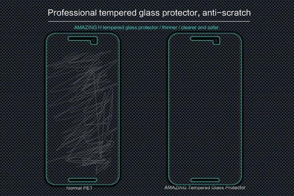 【ネコポス送料無料】Nexus5X 強化ガラスフィルム ナノコーティング 硬度9H  [4]
