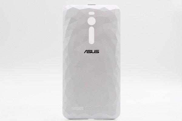 【ネコポス送料無料】ASUS Zenfone2 Deluxe (ZE551ML) バックカバー 全2色 [1]