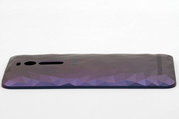 【ネコポス送料無料】ASUS Zenfone2 Deluxe (ZE551ML) バックカバー 全2色 [3]