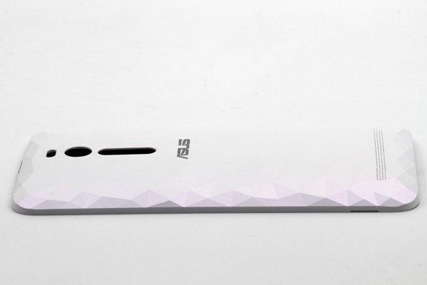 【ネコポス送料無料】ASUS Zenfone2 Deluxe (ZE551ML) バックカバー 全2色 [5]