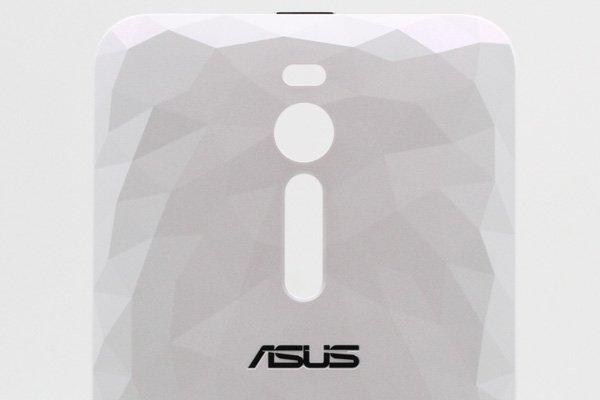 【ネコポス送料無料】ASUS Zenfone2 Deluxe (ZE551ML) バックカバー 全2色 [7]
