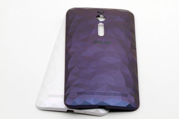 【ネコポス送料無料】ASUS Zenfone2 Deluxe (ZE551ML) バックカバー 全2色 [9]