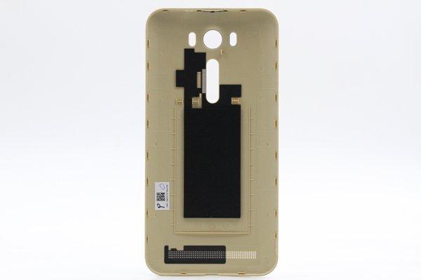 【ネコポス送料無料】ASUS Zenfone2 Laser (ZE500KL) バックカバー 全7色  [12]
