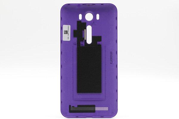 【ネコポス送料無料】ASUS Zenfone2 Laser (ZE500KL) バックカバー 全7色  [10]