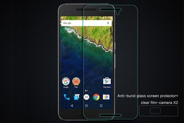 【ネコポス送料無料】Nexus 6P 強化ガラスフィルム ナノコーティング 硬度9H  [1]