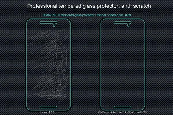【ネコポス送料無料】Nexus 6P 強化ガラスフィルム ナノコーティング 硬度9H  [4]