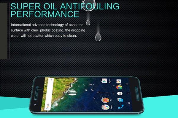 【ネコポス送料無料】Nexus 6P 強化ガラスフィルム ナノコーティング 硬度9H  [5]