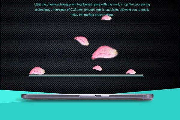 【ネコポス送料無料】Nexus 6P 強化ガラスフィルム ナノコーティング 硬度9H  [6]