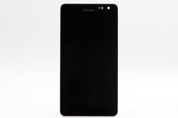Microsoft Lumia535 フロントパネルASSY [1]