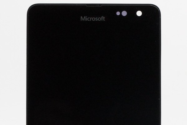 Microsoft Lumia535 フロントパネルASSY [3]