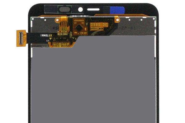 Microsoft Lumia640XL フロントパネル [4]