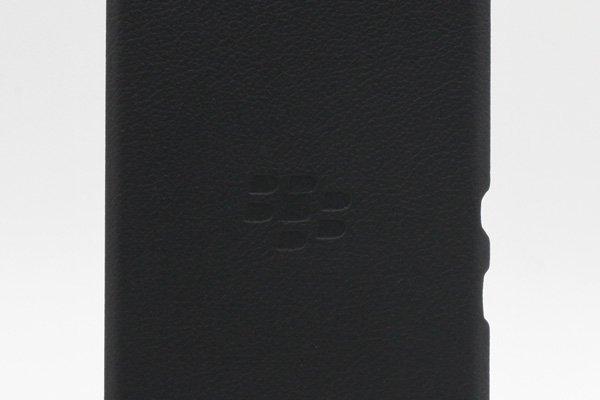 【ネコポス送料無料】BlackBerry Porsche Design P'9982 バックカバー ブラック  [3]