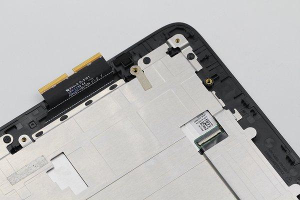 ASUS TransBook T100TA フロントパネルASSY [4]