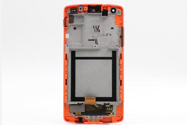 Google Nexus5 (LG D821) フロントパネルASSY 全2色 [2]
